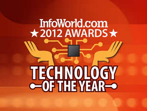 InfoWorld Technology of the Year 2012