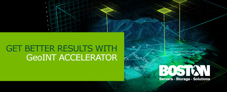 Get better results with GeoINT Accelerator